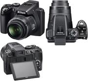 Продам фотоаппарат Nikon coolpix p100 (еще на гарантии)