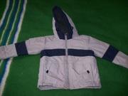 курточка на мальчика 3-4 года весна-осень