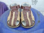 босоножки, сандали на мальчика р.28