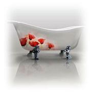 Профессиональная реставрация ванн в Полтаве (жидкий акрил и вкладыш).
