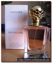Женская парфюмерная вода Paradise,  Орифлэйм (Oriflame)
