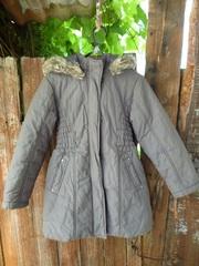 пальто на 5-6 лет