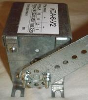 Блок-контакты КСА-2,  КСА-4,  КСА-6,  КСА-8,  КСА-10,  КСА-6,  КСА-12