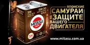 Моторные масла  ENEOS и MITASU