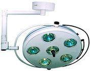 Светильник операционный бестеневой L2000 6-II- шестирефлекторн