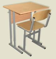 Школьная мебель с регулировкой высоты
