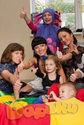 Организация детских праздников в Полтаве