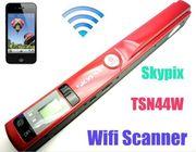 Портативный сканер с wi-fi