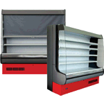 Холодильная горка РОСС Modena