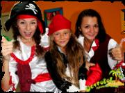 Детские праздники с бесстрашными пиратами