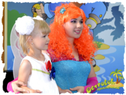 Праздник для девочек с Феями Винкс