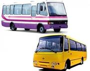 Запчасти на автобусы ЭТАЛОН,  БОГДАН,  АНТОН,  Shaolin,  YOYO.