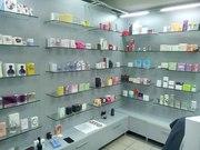 Продам торговое оборудование под магазин парфюмерии,  косметики на 50 м