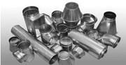 Производство изделий из оцинкованной и нержавеющей стали