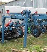 Транспортне обладнання для культиватора КРН (КРНВ)