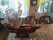 Модель корабля Сан Джовани Батиста