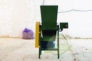 Промышленный орехокол «М-3ф» для лущения фундука (лесного ореха)