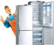 Профессиональный ремонт холодильников,  морозилок. Выезд на место.