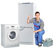 Качественный ремонт стиральных машин,  холодильников.
