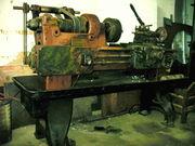 Станок токарный по металлу германия(Магдебург)1924г раритет.