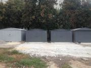 Продам Металлический гараж стальной