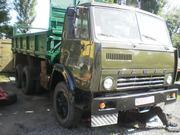 Камаз-55102 самосвал – колхозник