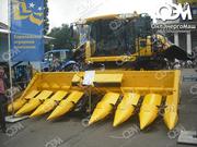 Жатка кукурузная ЖК-80(Жатка приставка дляуборки кукурузы)