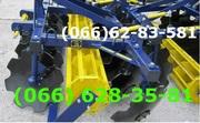 Агд 2.1 навесная борона / дискование до 18см глубиной (на гарантии)