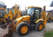 экскаватор-погрузчик JCB 3CX Super Powershift ,  Год выпуска 2001