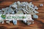 Покупаем дробленые пластики: ПНД ПП ПС,  лом ПП-мебели и др.