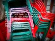Покупаем отходы полипропилена,  столы,  стулья,  шезлонги.