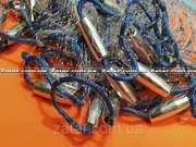 Кастинговая сеть с кольцом фрисби 4 метра