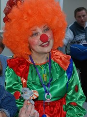 Клоун Маша - Праздник для ребёнка!!! Миргород