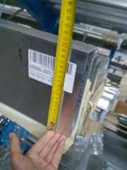 Алюминиевая профильная труба 200х40х3 мм по низкой цене