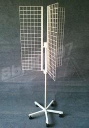 Сетка торговая вертушка 3 лопасти
