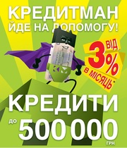 Кредит готівкою Кредит Маркет