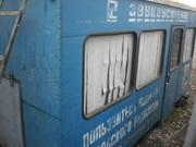 Строительный вагончик кунг  ГАЗ-66 в отличном состоянии