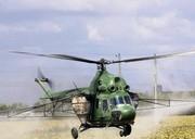 Десикация подсолнечника вертолетами дельтапланами самолетами