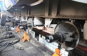 Реставрация посадочных мест под подшип для полуприцепа по запчастям