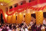 Организация и оформление торжественных мероприятий воздушными шариками