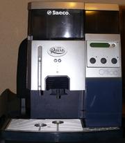 Б/У кофемашина (кофеварка эспрессо купить б/у) для офиса Saeco Royal O