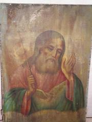 великолепная икона 18-19 ст.